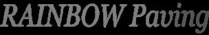 rainbow paving logo